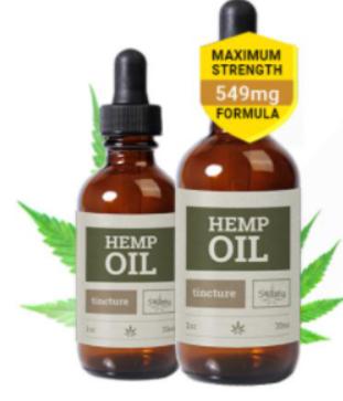 CBD Hemp oil drops