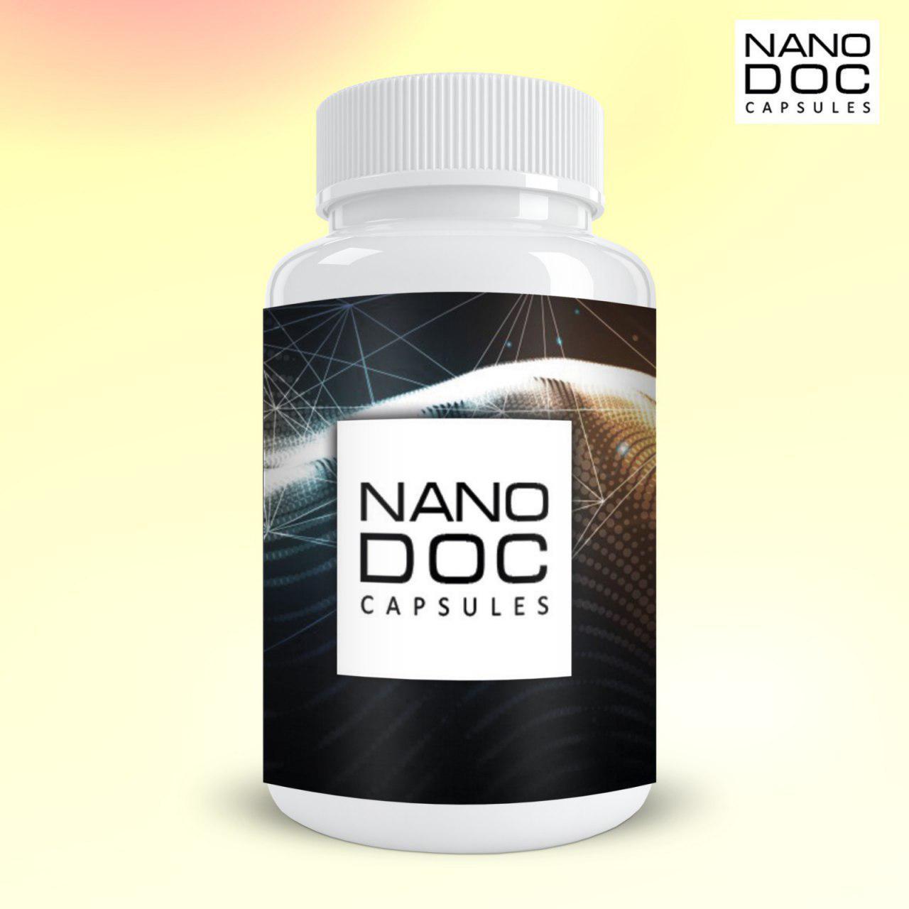Nano-Doc (Нано-Док) - капсулы от болей в суставах