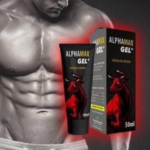 AlphaMax (АльфаМакс) - крем для повышения потенции