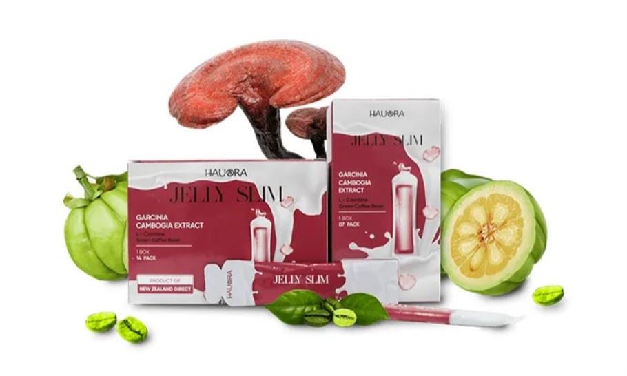 Jelly Slim (Джелли Слим) - комплекс для похудения