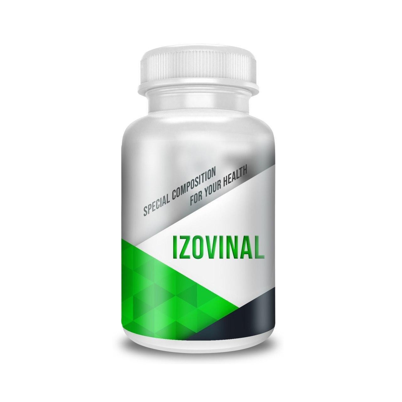 Izowinal (Изовинал) - капсулы от грибка