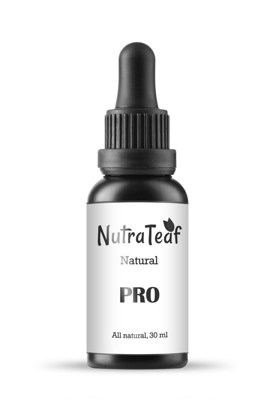 NutraTeaf Natural Pro - эликсир для восстановления сил и энергии