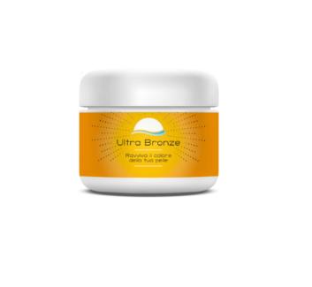 UltraBronze (УльтраБронз)-  крем для загара в солярии