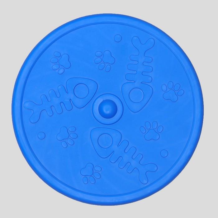 Летающая тарелка-фрисби для собак Пижон