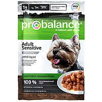 Пробаланс Влажный корм для собак сенситив