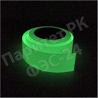 ФЭС-24 Фотолюминесцентная лента по ГОСТ ФЭС-24 без изображения в рулоне шириной 70 мм (в пог.м.)