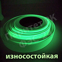 ФЭС-24 Фотолюминесцентная износостойкая лента ФЭС-24 по ГОСТ без изображения в рулоне шириной 25 мм (в пог.м.)
