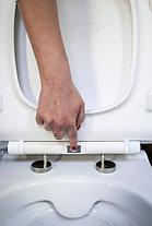 Комлпект CARINA NEW CLEAN ON (наст.сид. slim DP lift+инст. LINK PRO с кн. PILOT бел стек), фото 2