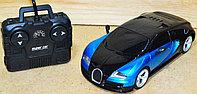 5518-6A model car Бугати на р/у 28*11см, фото 1