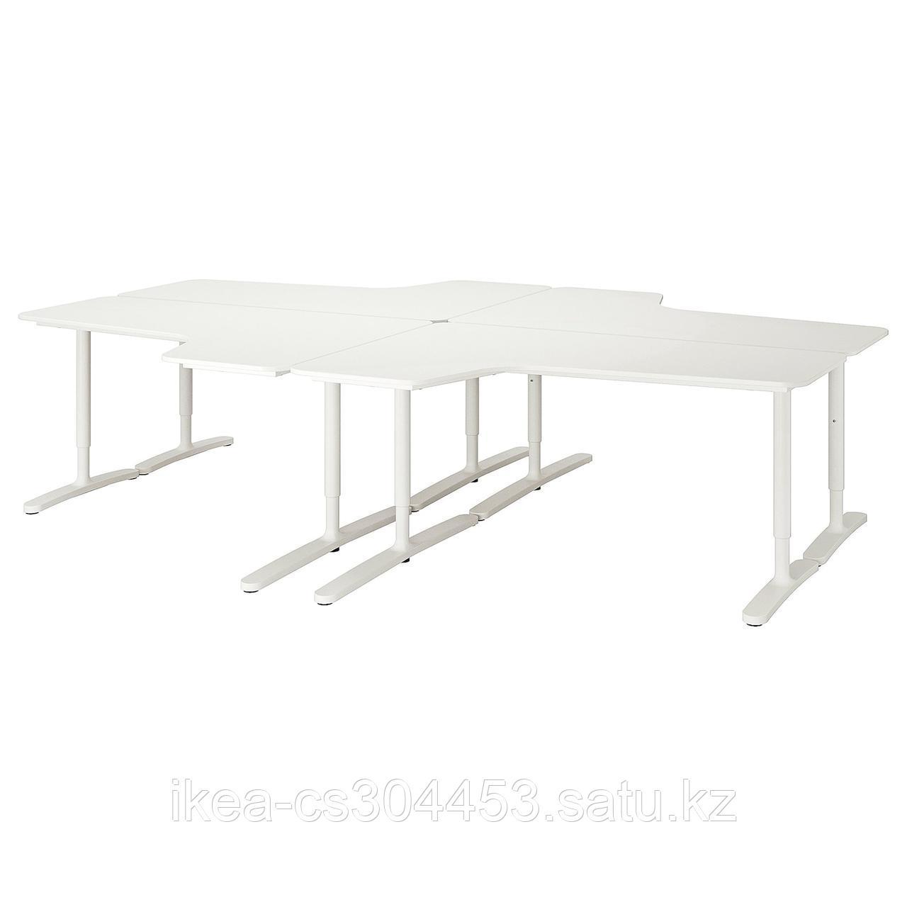 БЕКАНТ система Офисные столы