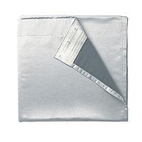 GLANSNÄVA ГЛАНСНЭВА Подкладка д/пары гардин, светло-серый, 143x290 см