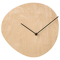 SNAJDARE СНАЙДАРЕ Настенные часы, березовая фанера, 28 см