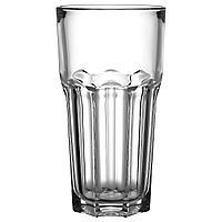 POKAL ПОКАЛ Стакан, прозрачное стекло, 65 сл