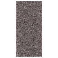 ALLERSLEV АЛЛЕРСЛЕВ Ковер, длинный ворс, коричневый, 57x120 см