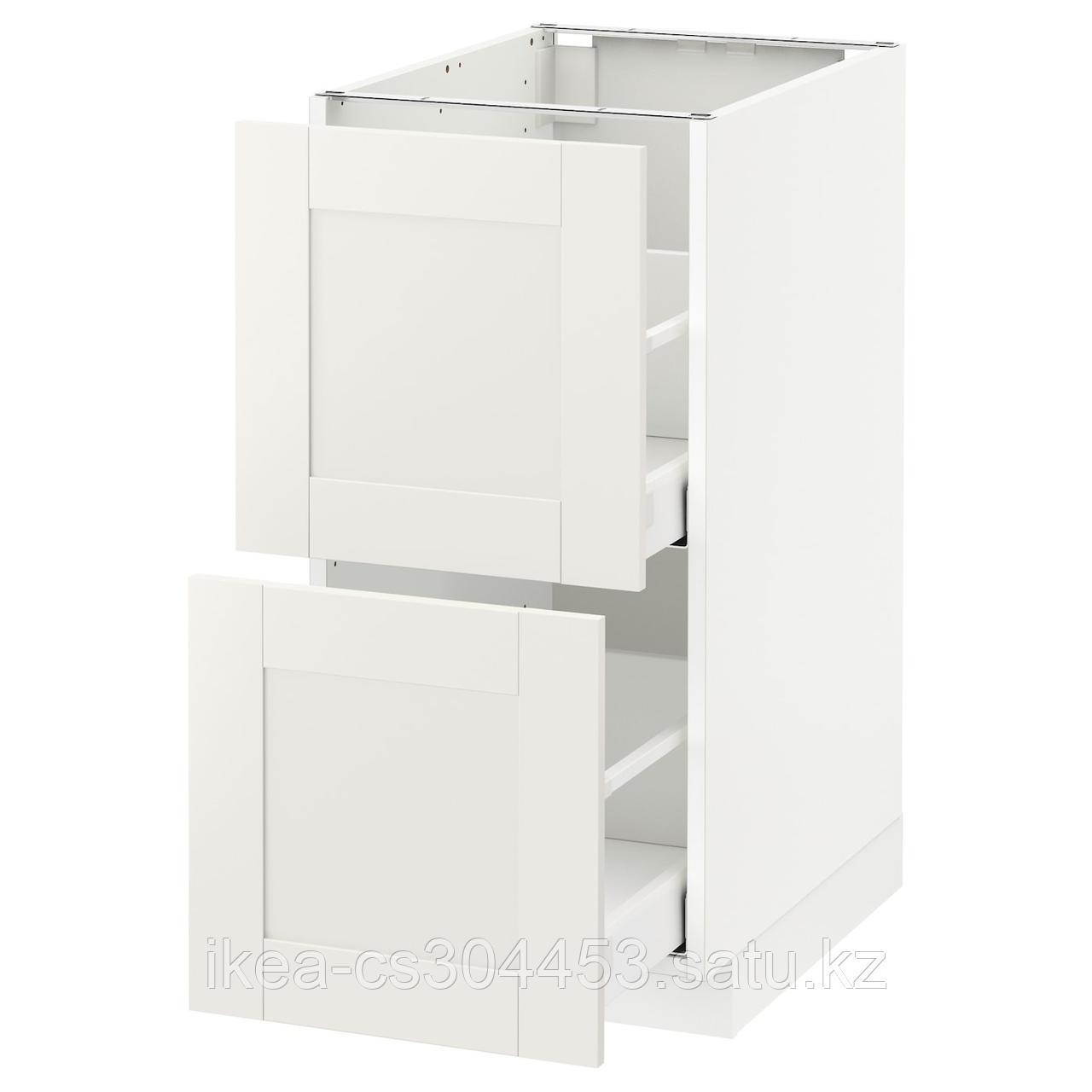 МЕТОД система Напольные шкафы
