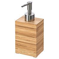 DRAGAN ДРАГАН Дозатор для жидкого мыла, бамбук,