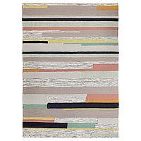 BRÖNDEN БРЁНДЕН Ковер, короткий ворс, ручная работа разноцветный, 170x240 см