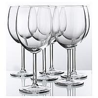 SVALKA СВАЛЬК Бокал для вина, прозрачное стекло, 30 сл
