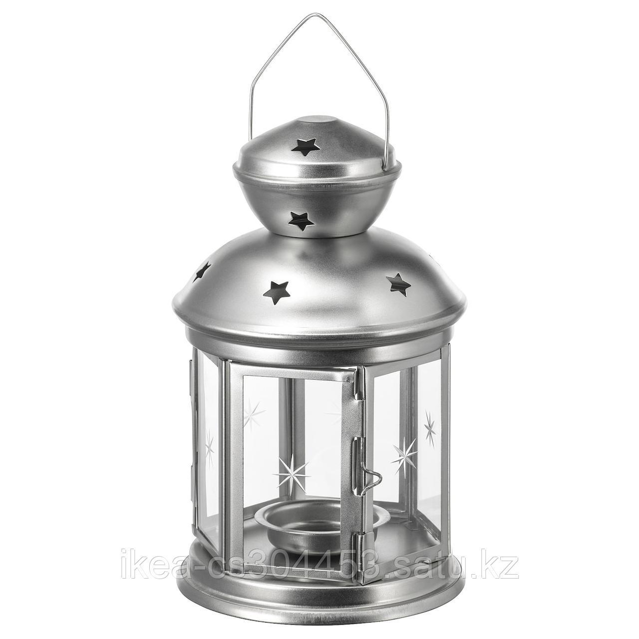 Подсвечники-фонари