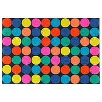 RORSLEV РОРСЛЕВ Придверный коврик, разноцветный, 40x60 см