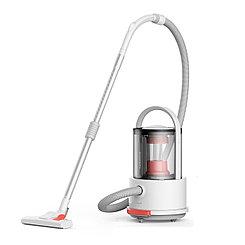 Пылесос Xiaomi Deerma Vacuum Cleaner TJ210 Wet and Dry, White/Red