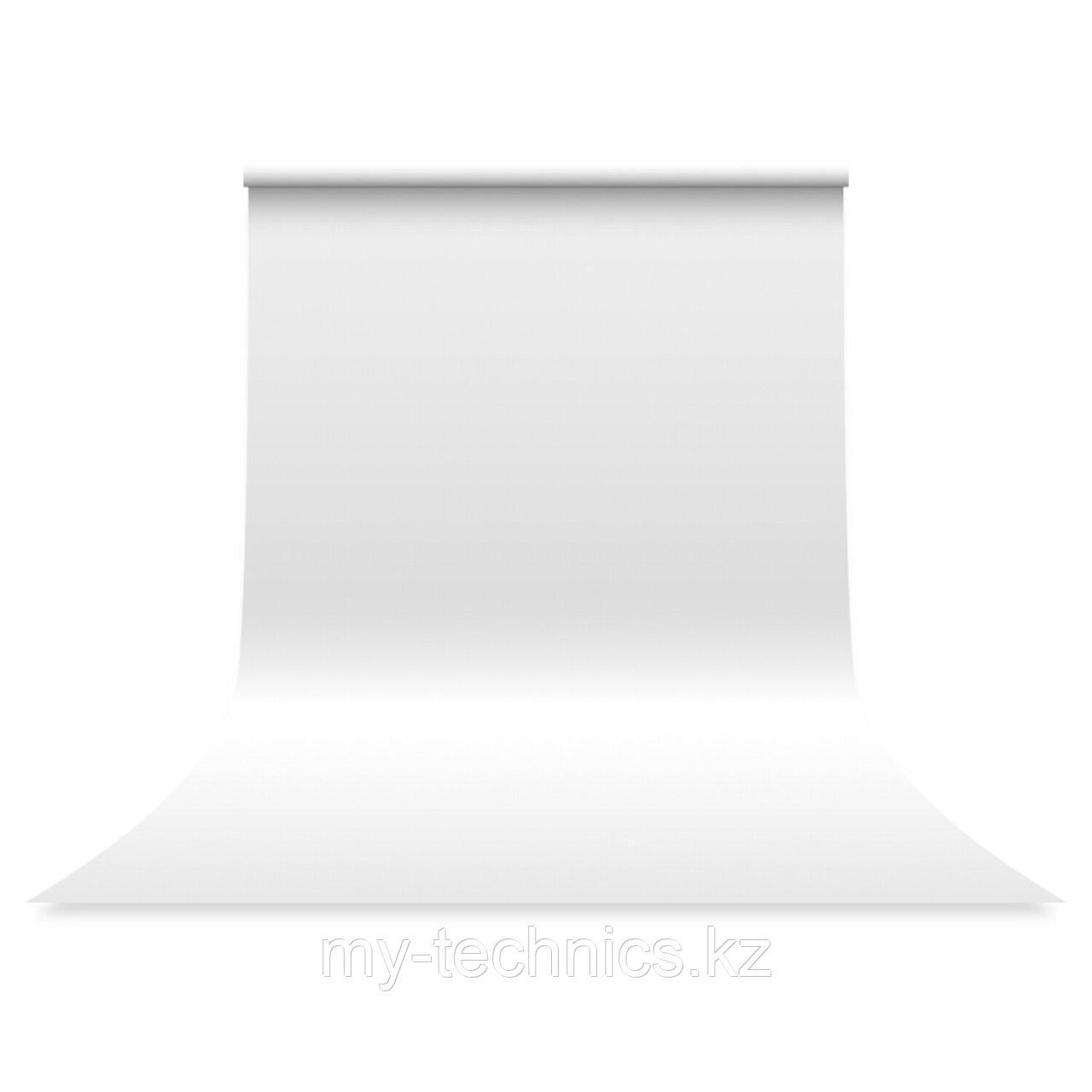 Белый фон E-Image MB36 3 х 6 м  Муслин 160G