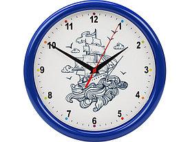 Часы настенные разборные Idea, синий
