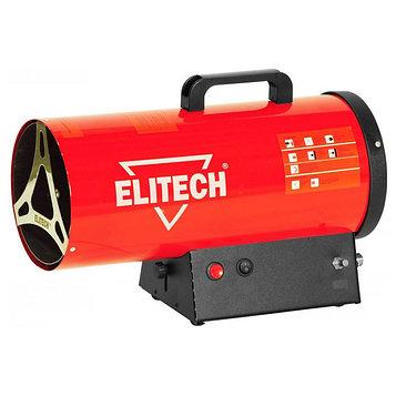 Тепловая пушка Elitech ТП 10ГБ, газовая, 10 кВт, 330 м3/ч, расход 0.76 кг/ч, пьезоподжиг