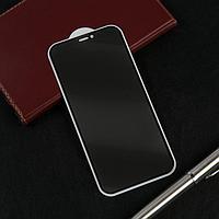 Защитное стекло Red Line для iPhone 12 mini, Full Screen, антишпион, черное
