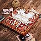 """Подарочный набор """"Родословная книга нашей семьи"""" с пером и чернильницей, фото 2"""