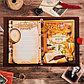 """Подарочный набор """"Родословная книга нашей семьи"""" с пером и чернильницей, фото 6"""