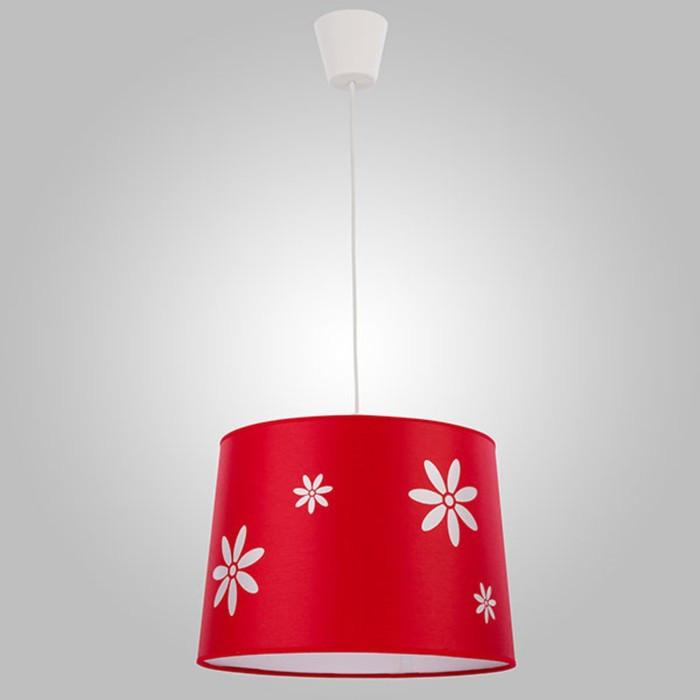 Светильник Flora 1x60Вт Е27 белый 35x35x100см