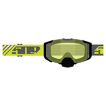 Очки 509 Sinister X6 Fuzion, взрослые, жёлтый