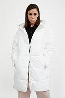 Пальто женское Finn Flare, цвет белый, размер 2XL