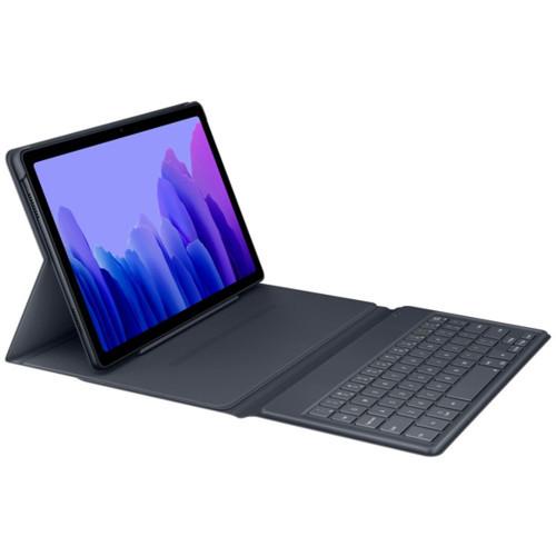 Samsung Чехол клавиатура аксессуары для смартфона (EF-DT500BJRGRU) - фото 1
