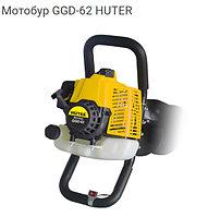 Мотобур HUTER GGD-62, фото 1