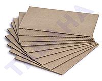 Картон листовой гофрированный марки КТГ-2