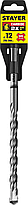 Бур SDS-plus, STAYER, 12 x 260 мм (2930-260-12_z02), фото 3