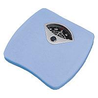Механические напольные весы до 150 кг Mechanical personal scale синие
