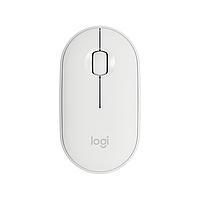 Logitech 910-005716 Мышь беспроводная Pebble M350 Off-White
