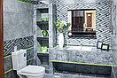 Кафель | Плитка настенная 30х60 Нью-Йорк | New york 1 серый панно, фото 5