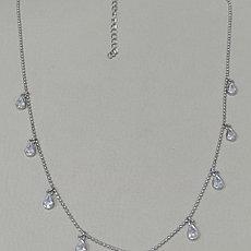 Колье серебро (38 - 42 см)