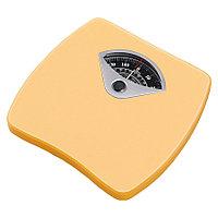 Механические напольные весы до 150 кг Mechanical personal scale желтые