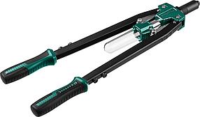 Заклепочник двуручный KRAFTOOL, вытяжные 3.2-6.4 мм