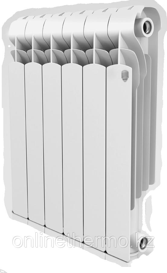 Радиатор алюминиевый Indigo 500/100 Royal Thermo (РОССИЯ) - фото 1