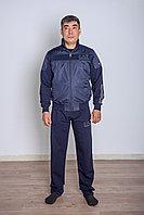 Мужской спортивный костюм EA7 темно-синий