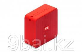 Nakamichi Cubebox RED, портативная акустика ВТ (красный)