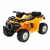 Электроквадроцикл Pituso 5258 Желтый/Yellow