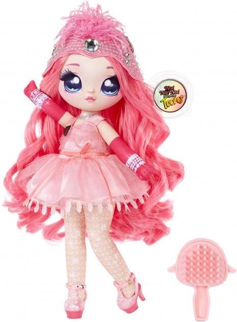 Na! Na! Na! Teens На! На! На! Тинз Мягкая Кукла Коко Фон Спаркл, 28 см.
