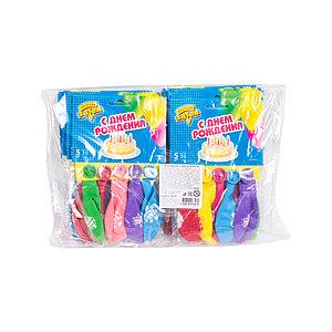 Воздушные шарики 1111-0036 (1111-0840) (5 шт. в пакете)
